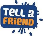 please share - tell a friend