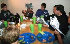 Small Group Seder Meal