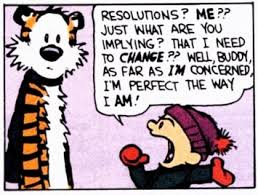 resolution with calvin and hobbes